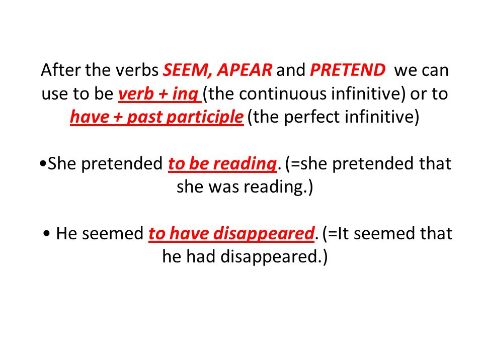 The negative: we put NOT immediately before the INFINITIVE: I warned her NOT to make a noise.