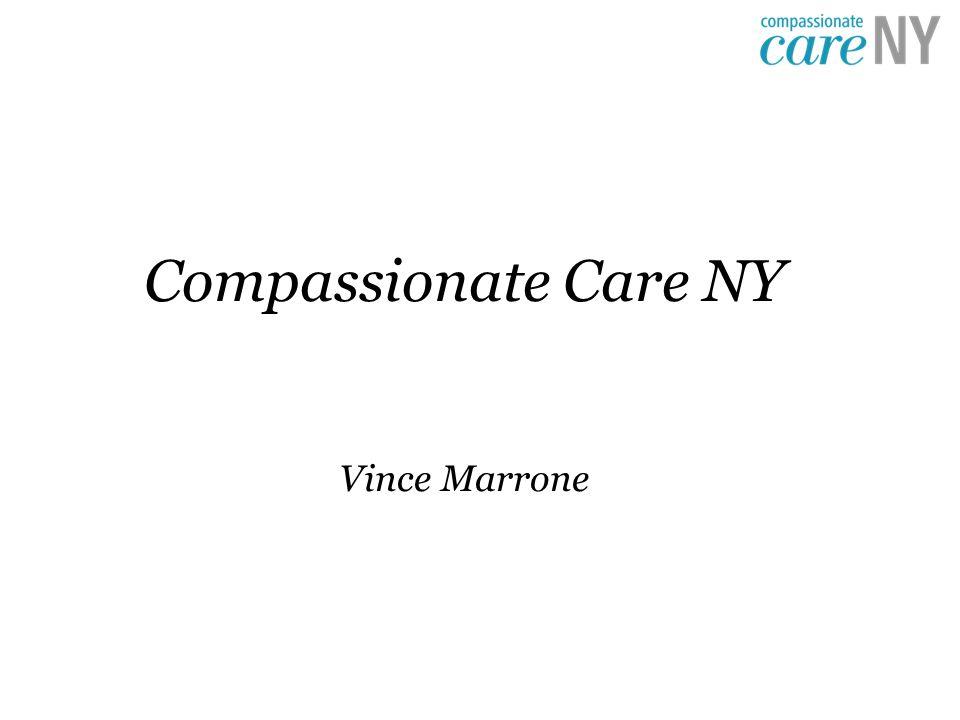 Compassionate Care NY Vince Marrone
