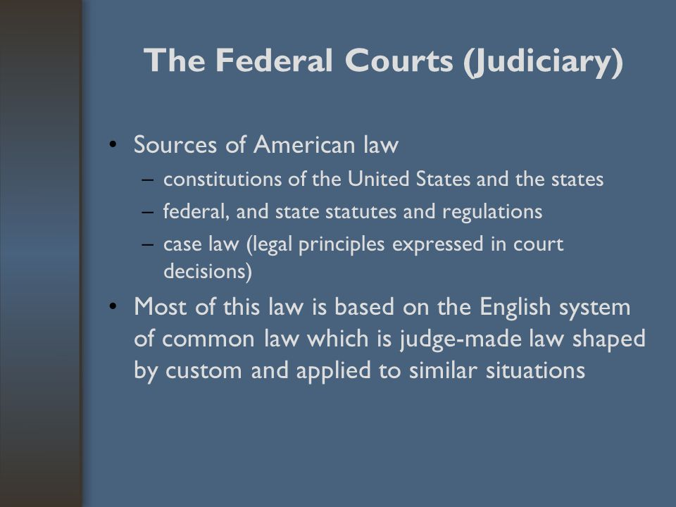 The Courts as Policymakers 1.Accepting cases: The Supreme Court shapes policy by selecting which cases to hear Most likely to choose cases involving civil rights and civil liberties, a discrepancy in the lower courts ' interpretation of law, or disagreements between appellate justices and the lower courts