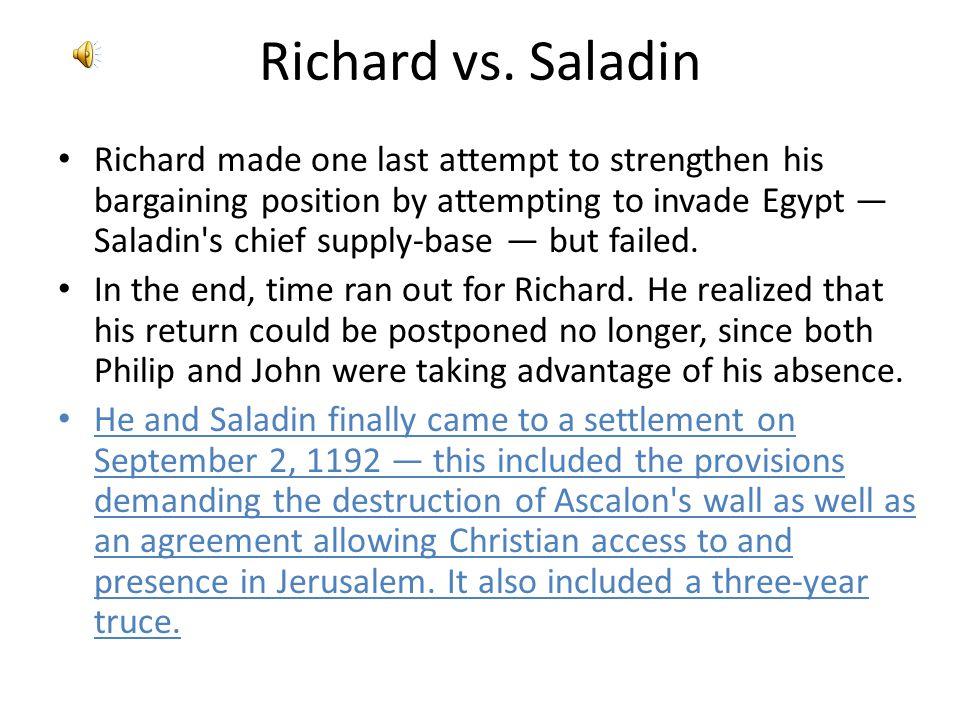 Richard vs.
