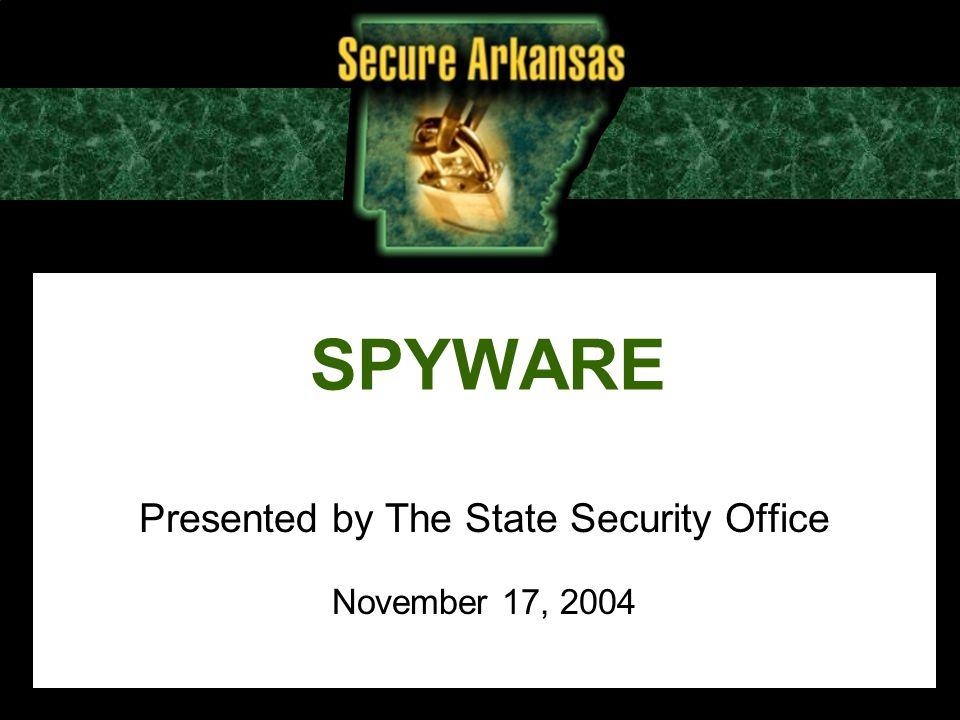 Spyware Warriors Real Spyware...Real Spyware Warriors...