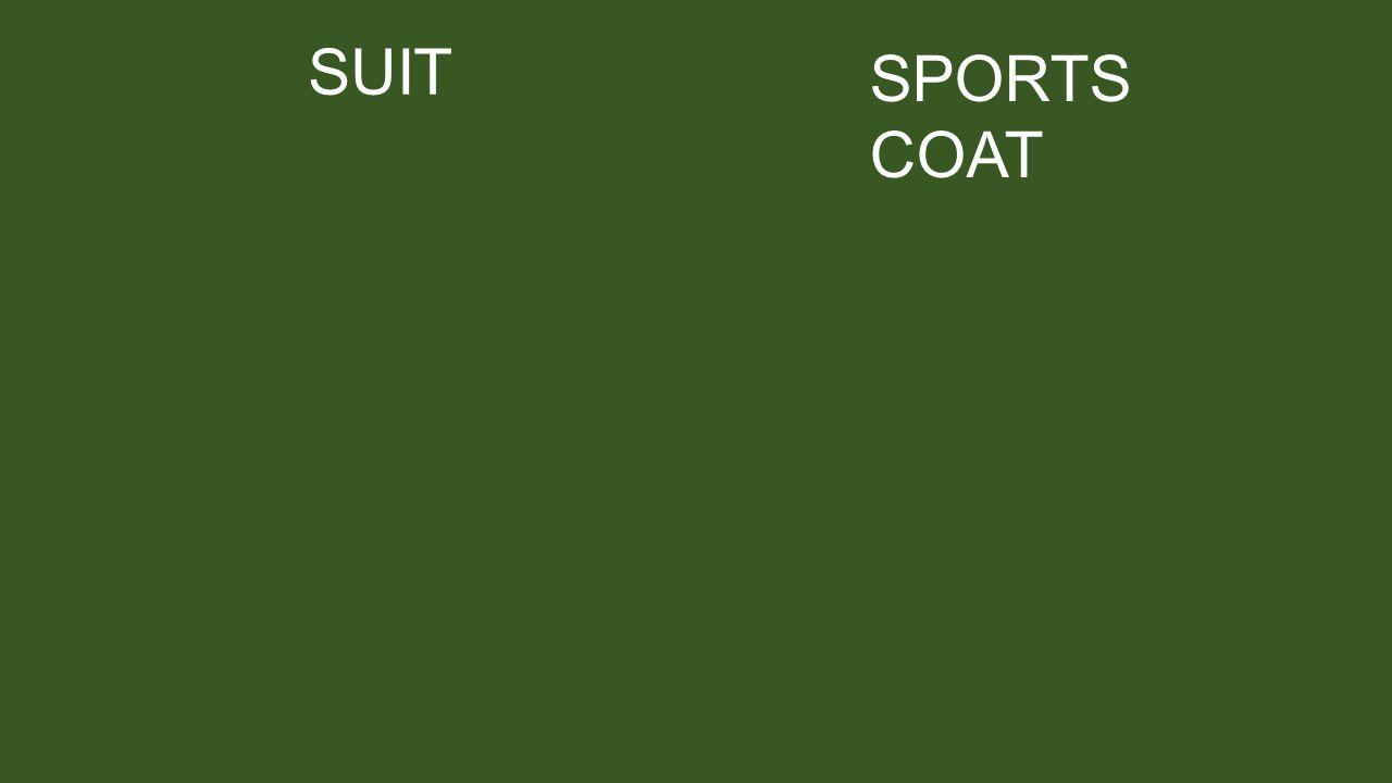SUIT SPORTS COAT
