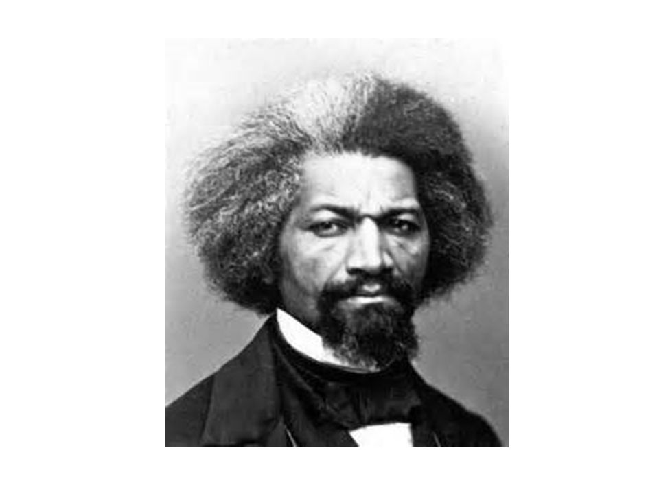 Frederick Douglass was born a slave on a plantation in Talbot County, Maryland in 1817/1818.