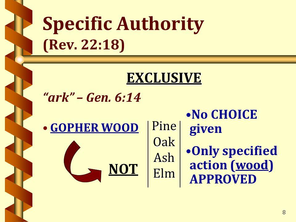 8 EXCLUSIVE ark – Gen.