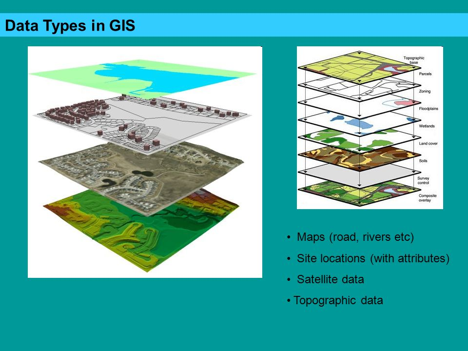 Data Management and GIS 1.Research question and project goals.