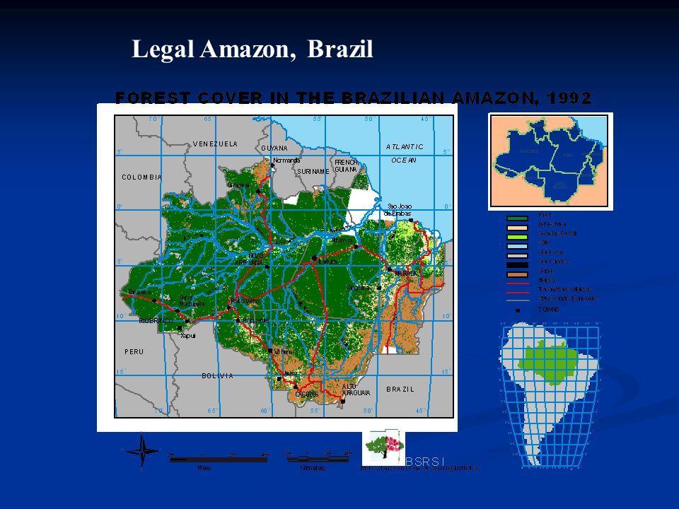 Legal Amazon, Brazil