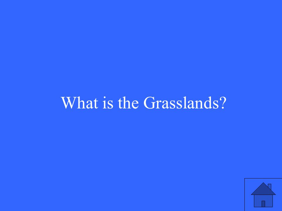 23 What is the Grasslands