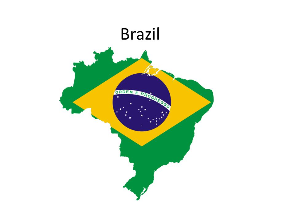 Brazil is the largest country in South America and the fifth largest in the world in size, but also in population.