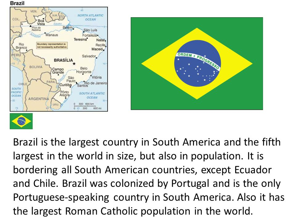 Brazil s population is very diverse with many races and ethnic groups.