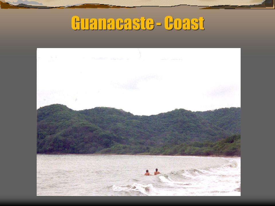 Guanacaste - Coast