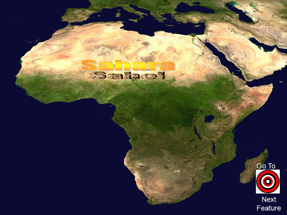 Sahara Desert The Sahara Desert, covering most of North Africa, is the largest desert in the world.