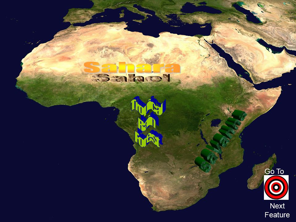 Democratic Republic of the Congo Kenya Sudan Nigeria South Africa Egypt Start Over Sudan END POWER POINT