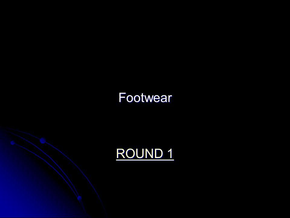 Footwear ROUND 1 ROUND 1