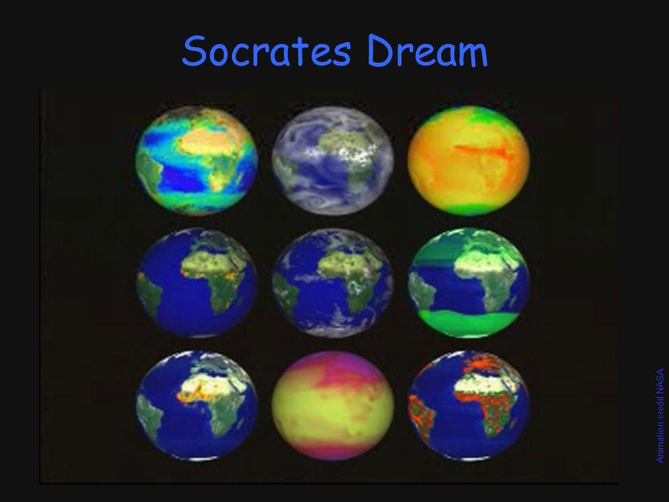 Socrates Dream Animation credit NASA