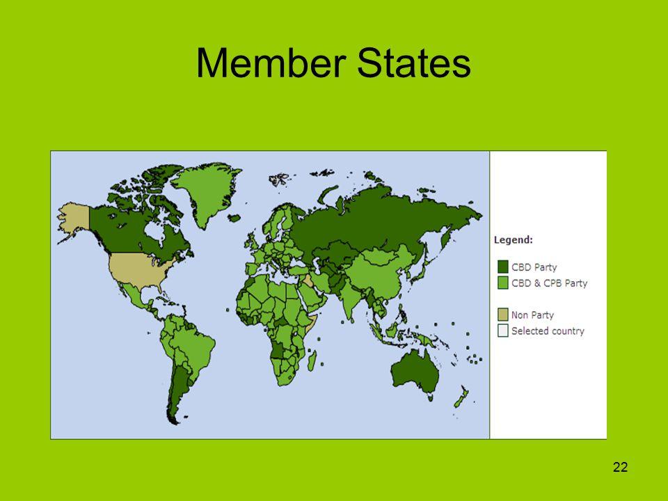 Member States 22
