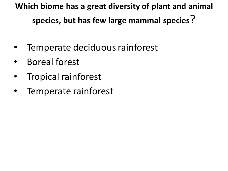 -- Explain how animals and plants adapt themselves to the hot desert conditions Briefly explain how forest fires are useful How does the climate affect the biodiversity of a particular place.