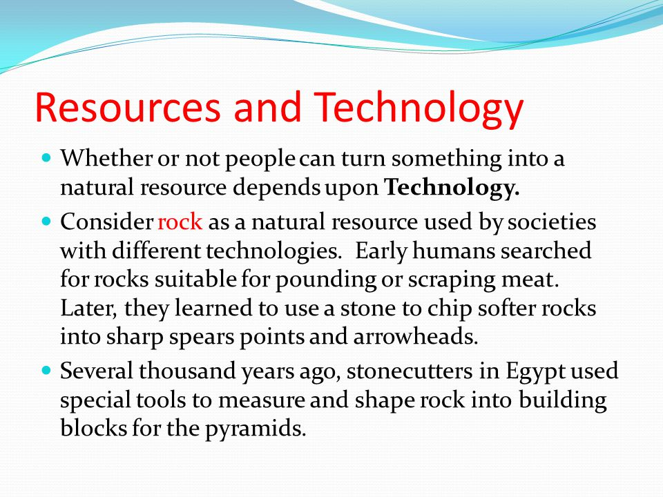 High Technology Many electronic devices that we rely upon are operated by microchips.