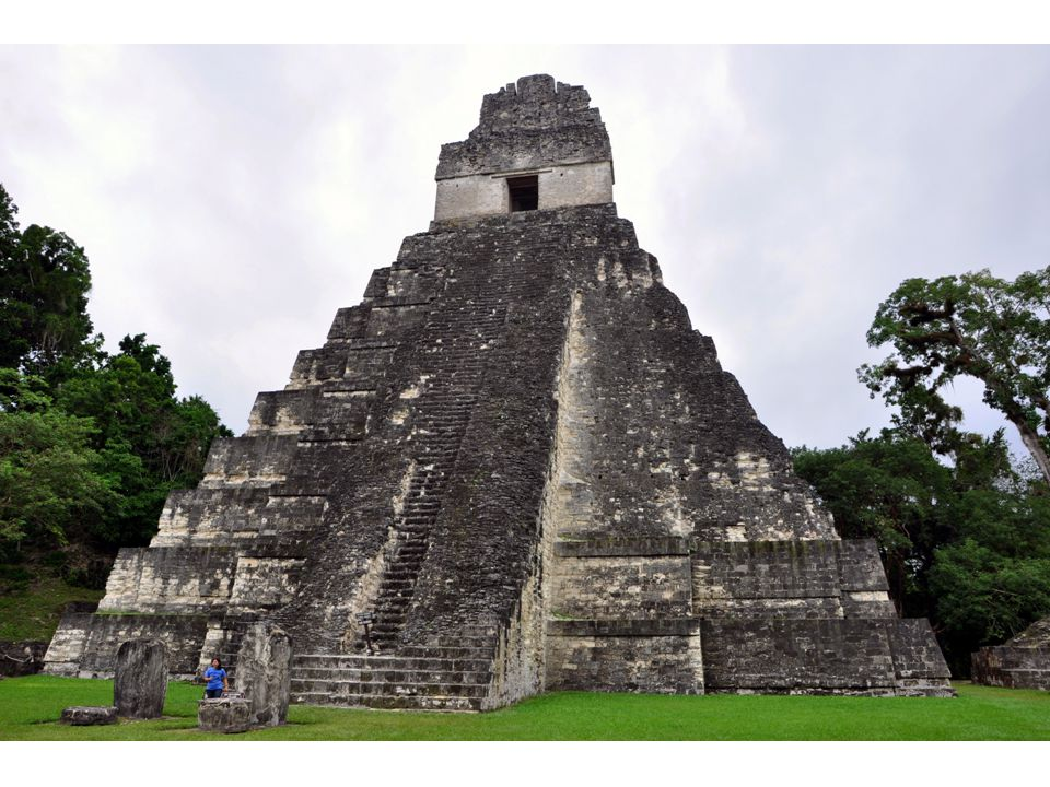 ancient Mayan city of Tikal ceremonial and civic center Tikal is the