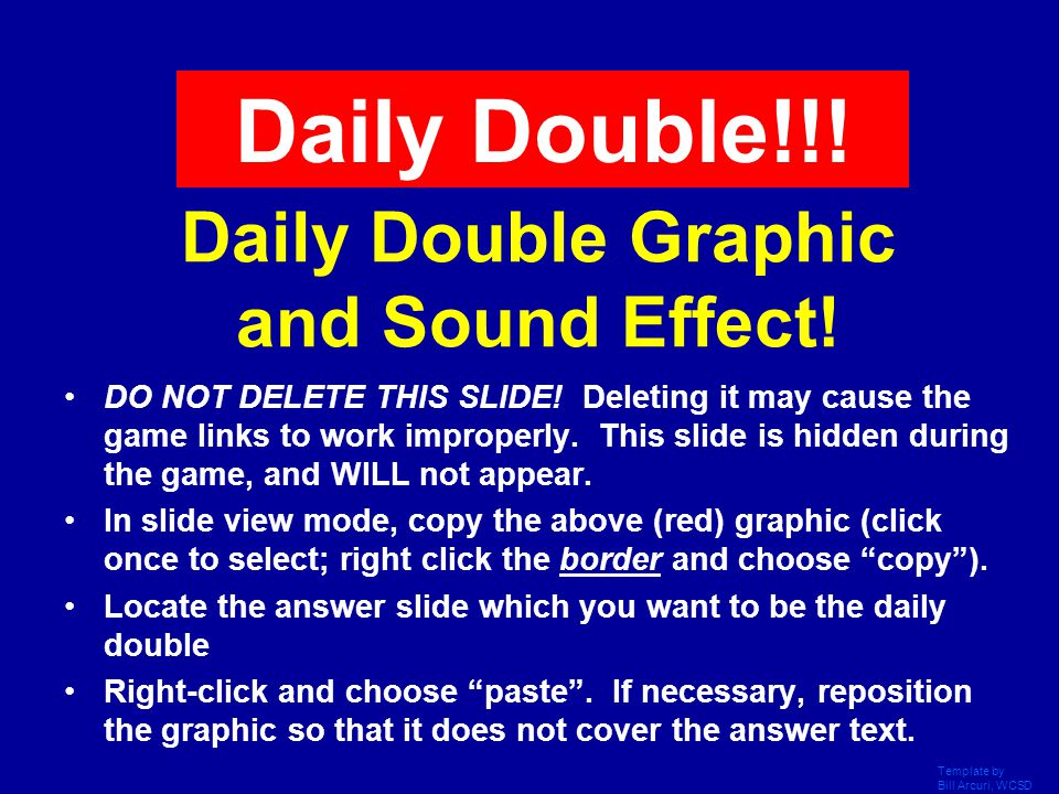 Template by Bill Arcuri, WCSD Jeopardy 100 200 300 400 500 Vocab. Cell Cycle Organelles & Function Anything Goes Macromol ecules