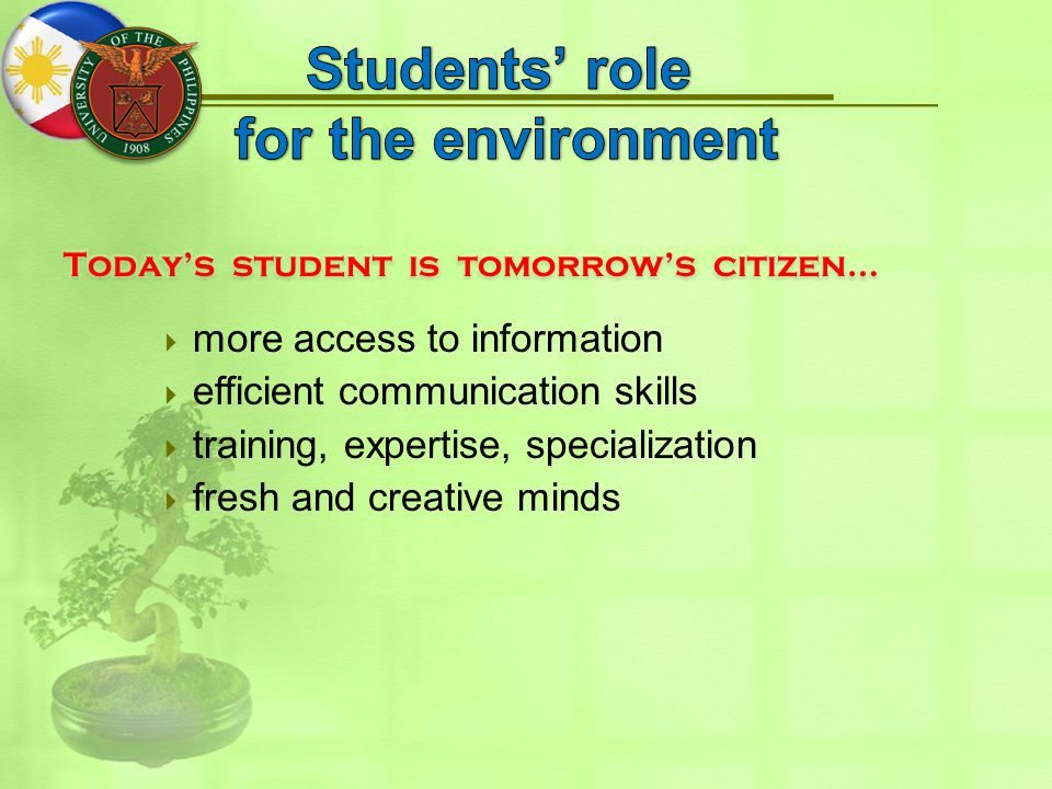  more access to information  efficient communication skills  training, expertise, specialization  fresh and creative minds