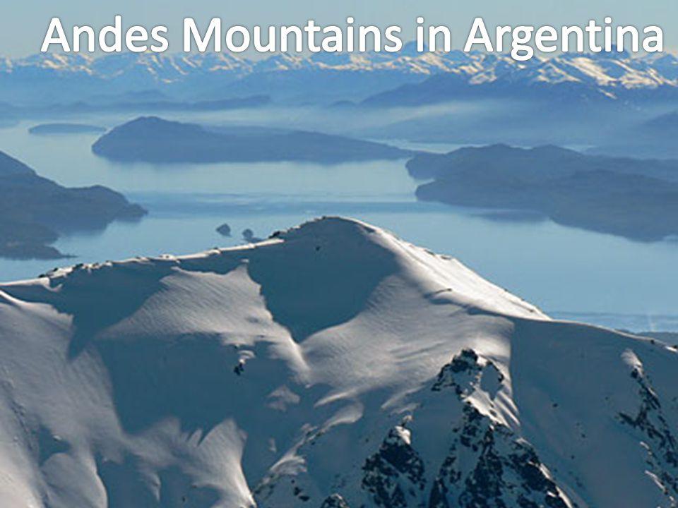 Mount Aconcagua Highest peak in the Western Hemisphere