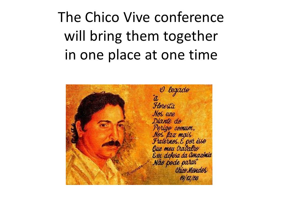 The Chico Vive conference will bring them together in one place at one time
