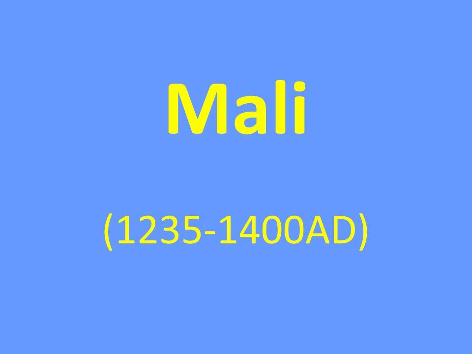 Mali (1235-1400AD)