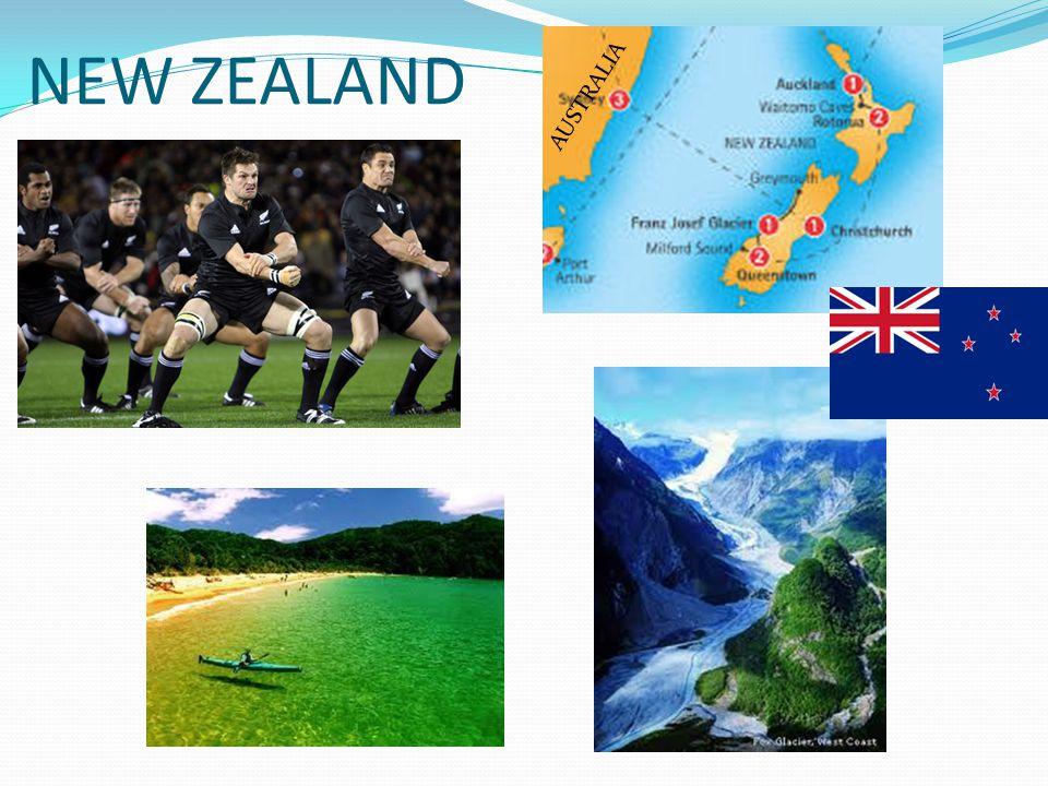NEW ZEALAND AUSTRALIA
