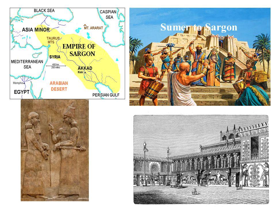 Sumer to Sargon