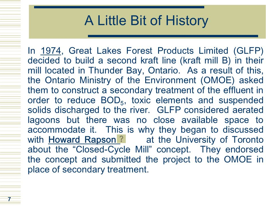 108 Question 2 What is one of the major reason for the failure of the Great Lakes process closure.