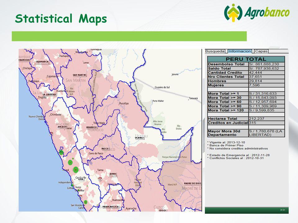 Statistical Maps