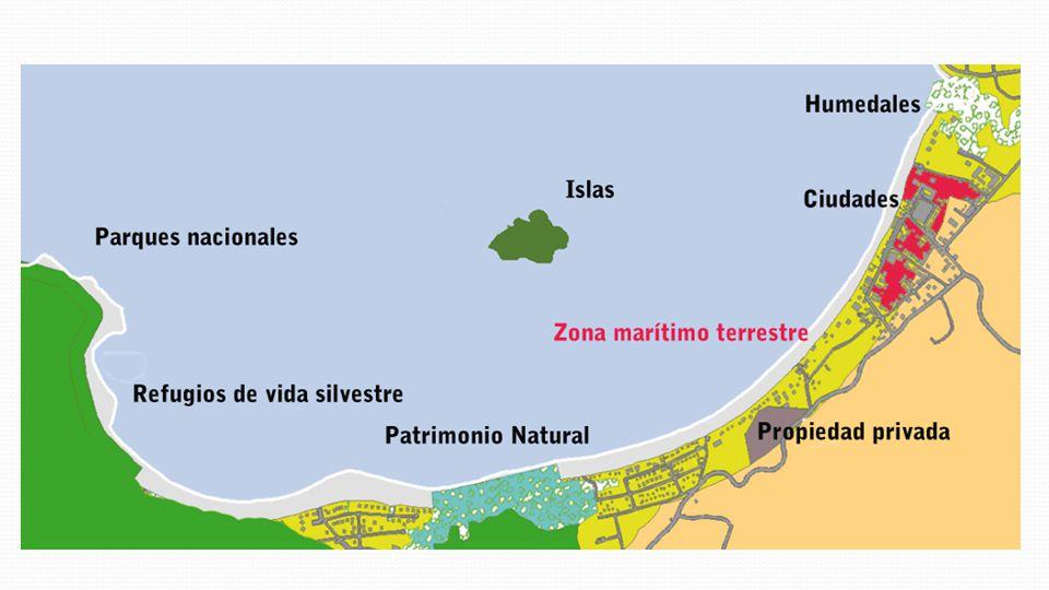 La zona costera