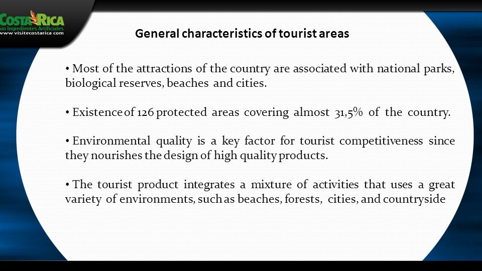 Ecotourism Adventure Beach and Sun Residencias Rural Community Conventions Welfare (Health) Social Sport Fishing Main Products Complementary Productos Touristic Products Tourism National Plan 2010-2016