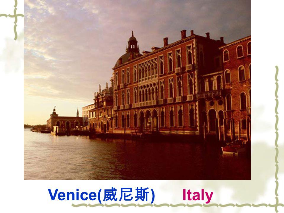 Venice( 威尼斯 ) Italy
