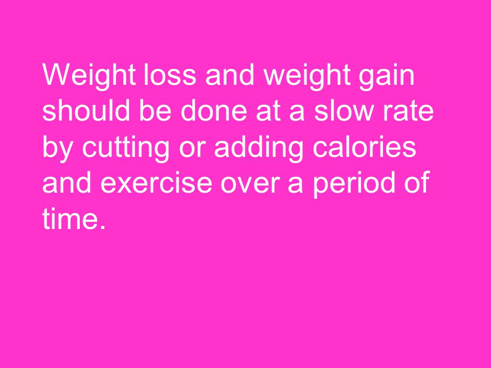 Fad Diets are the ones that promise quick result in a short amount of time.
