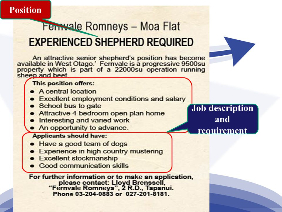 Tailor-made!!!.Don't apply the same resume to all jobs.