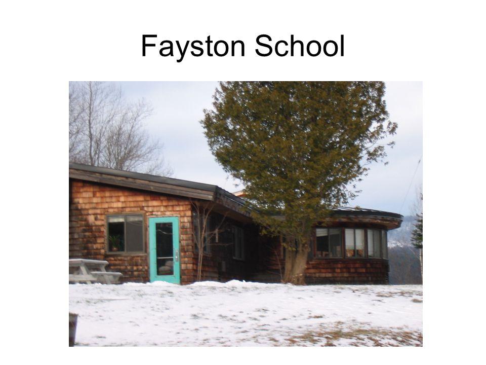 Fayston School