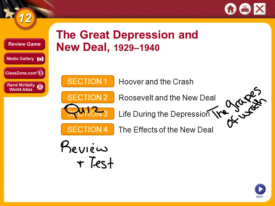 Which of President Hoover's responses to the Depression do you think was the least successful.