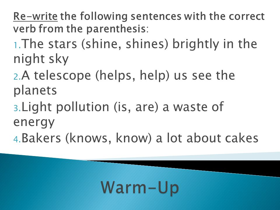  To identify commas in compound sentences  Describe the rules when using commas