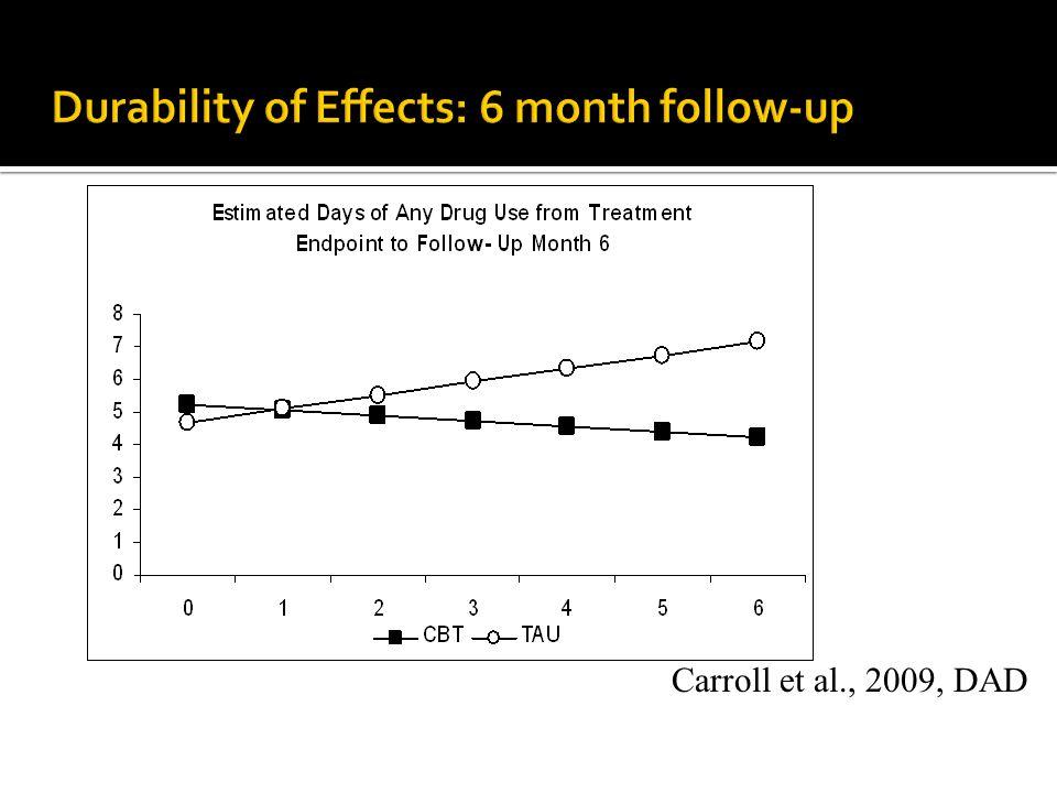 Carroll et al., 2009, DAD