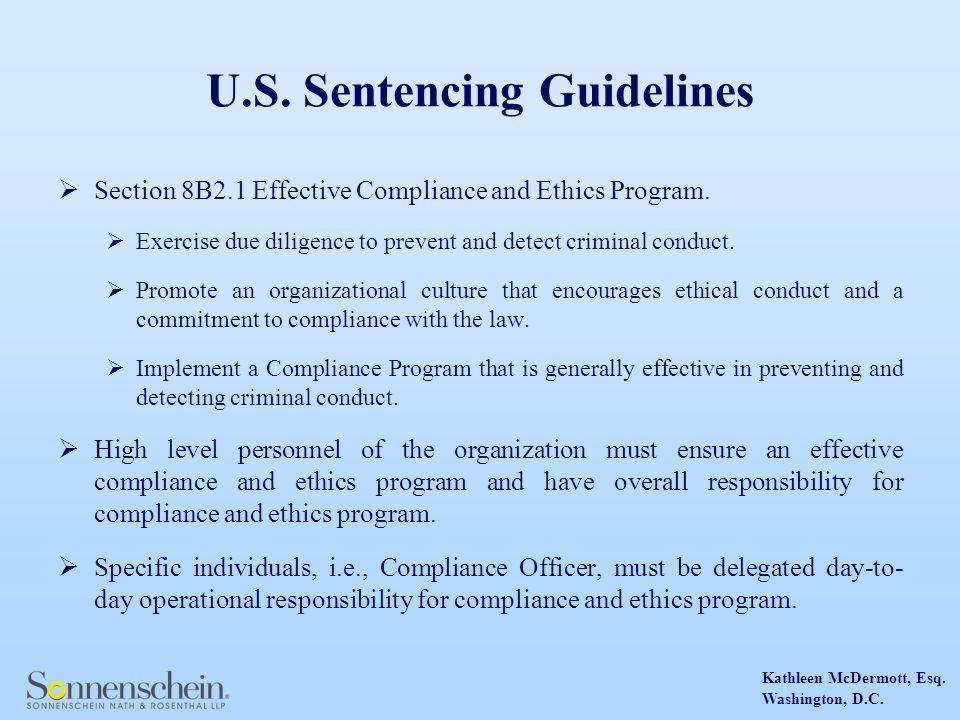 Kathleen McDermott, Esq.Washington, D.C. Case Study: U.S.