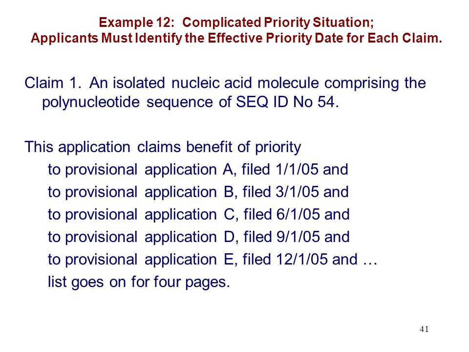 Claim 1.An isolated nucleic acid molecule comprising the polynucleotide sequence of SEQ ID No 54.