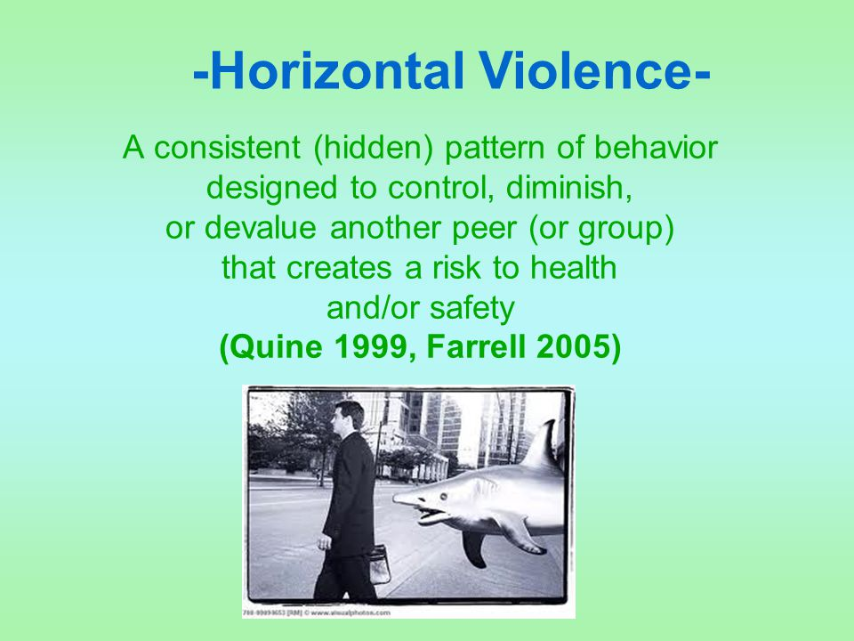 A consistent (hidden) pattern of behavior designed to control, diminish, or devalue another peer (or group) that creates a risk to health and/or safet
