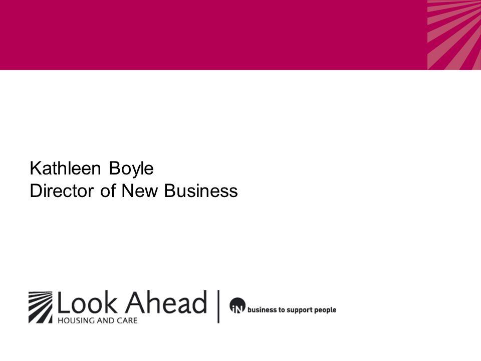 Kathleen Boyle Director of New Business