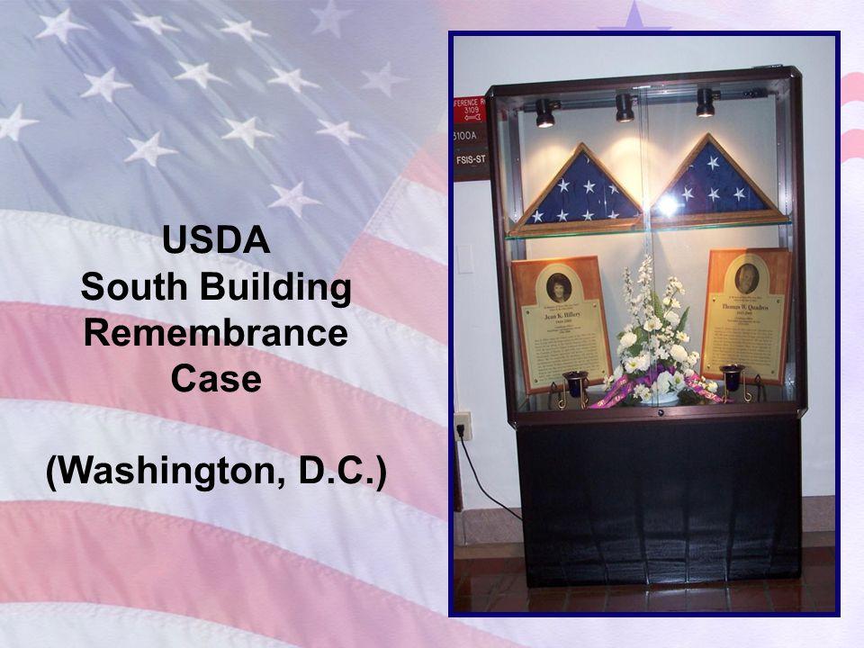 June 21, 2010, Washington D.C. USDA American Linden Tree with Purple Remembrance Ribbon