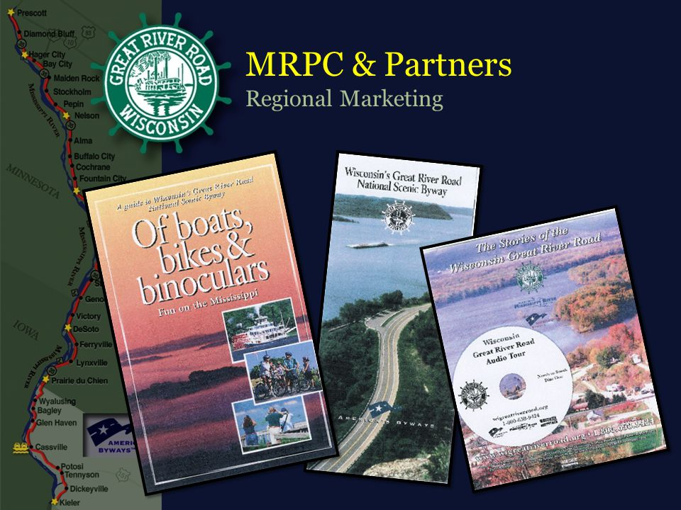 MRPC & Partners Regional Marketing