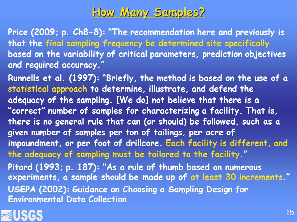 How Many Samples.Price (2009; p.