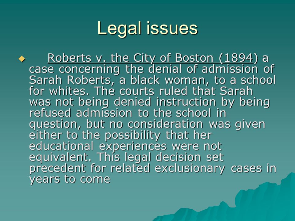 Litigation intricately involved in development of policies/procedures for public education.