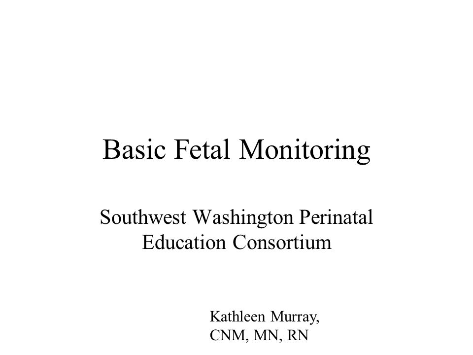 Conclusion Methods of fetal monitoring Components of FHR, and uterine activity Causes of various changes Nursing interventions Systematic review of strip Documentation