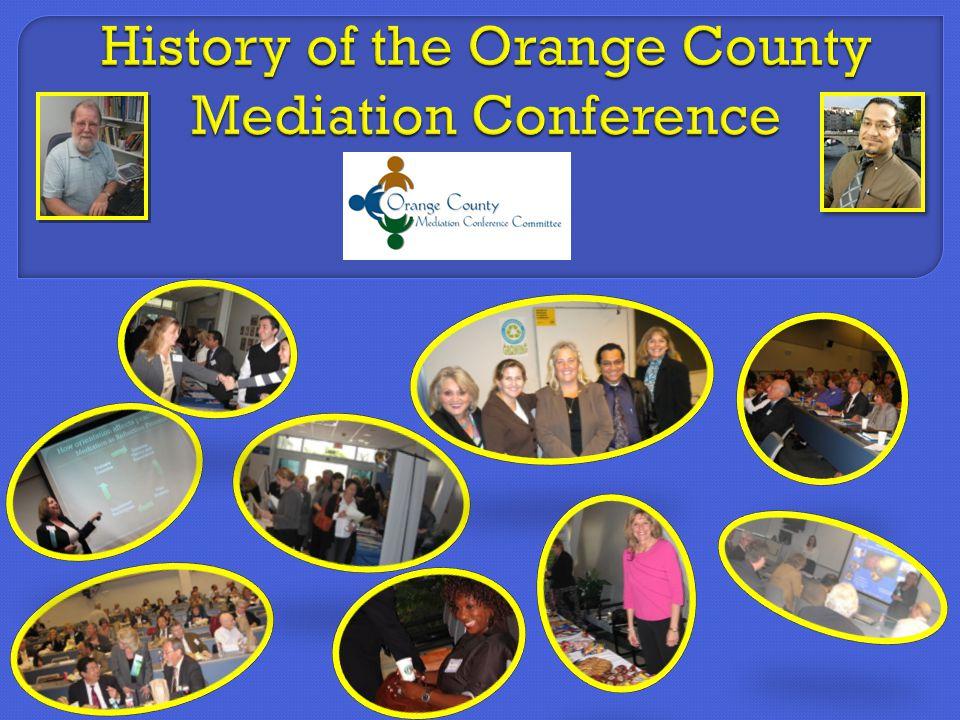  Multi Cultural Mediation Seminar Presenter: Jan Sunoo  Mediating Dangerously Keynote Speaker: Kenneth Cloke